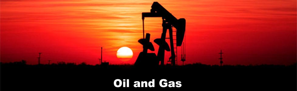 Oil and Gas Banner